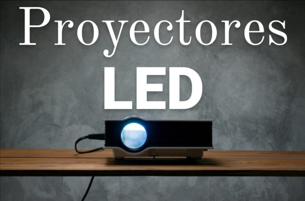 mejores proyectores led