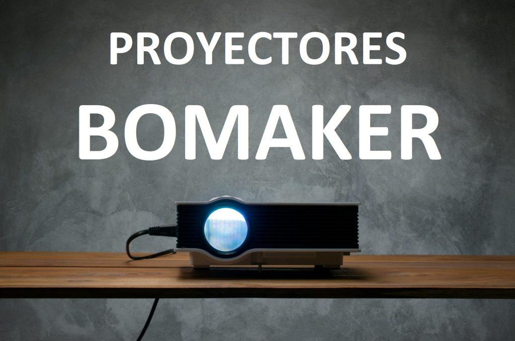 mejores proyectores bomaker