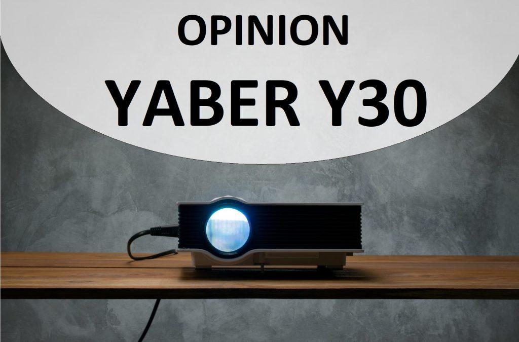 opiniones yaber y30