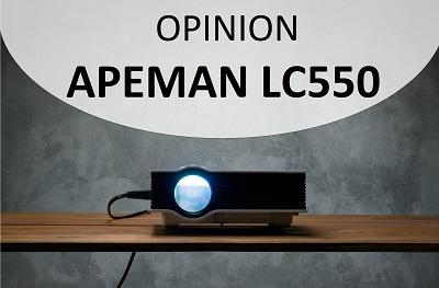 opiniones apeman lc550