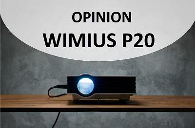 opiniones Wimius P20