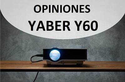 opiniones yaber y60